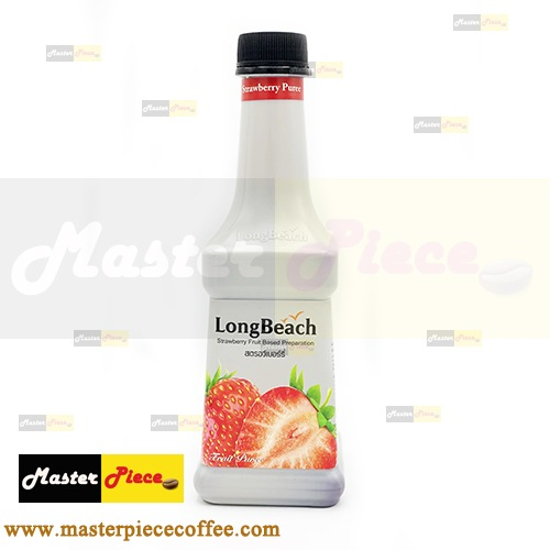 Long Beach Strawberry Puree Fruit Mix