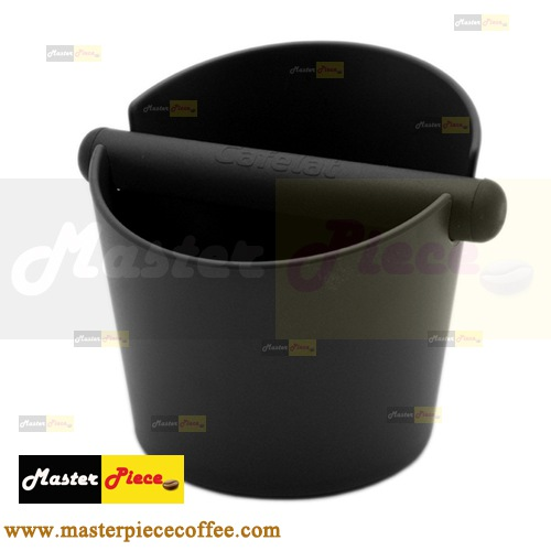 Knockbox Plastic Cafelat (สีดำ)