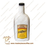 Davinci White Chocolate Sauce